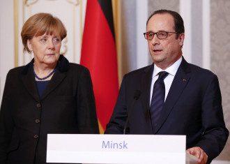 Меркель и Олланд в Минске пожертвовали Украиной