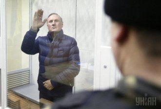 Александр Ефремов в суде, иллюстрация