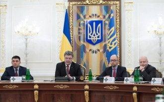 СНБО одобрил изменения в закон о военном положении
