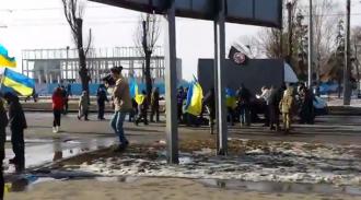 Место теракт в Харькове, иллюстрация