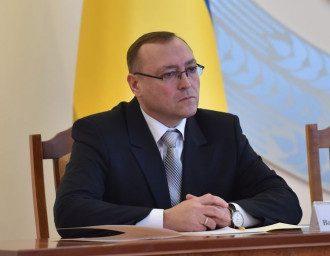 Порошенко назначил нового главу Винницкой ОГА