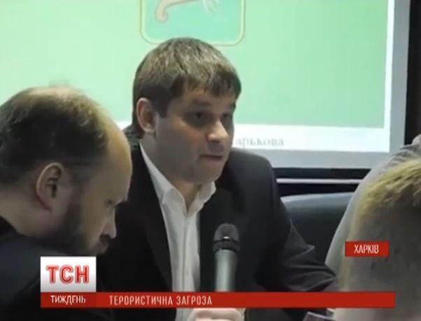 Сын экс-депутата Верховной Рады от КПУ Аллы Александровской Александр.