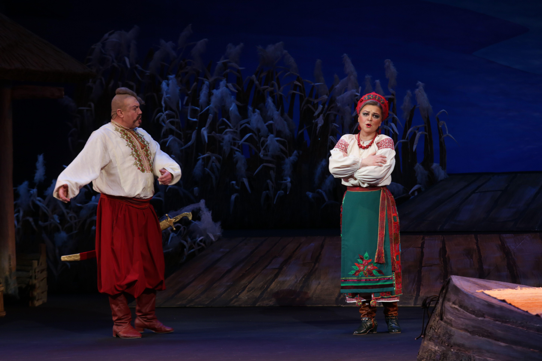 Иван Карась и Одарка