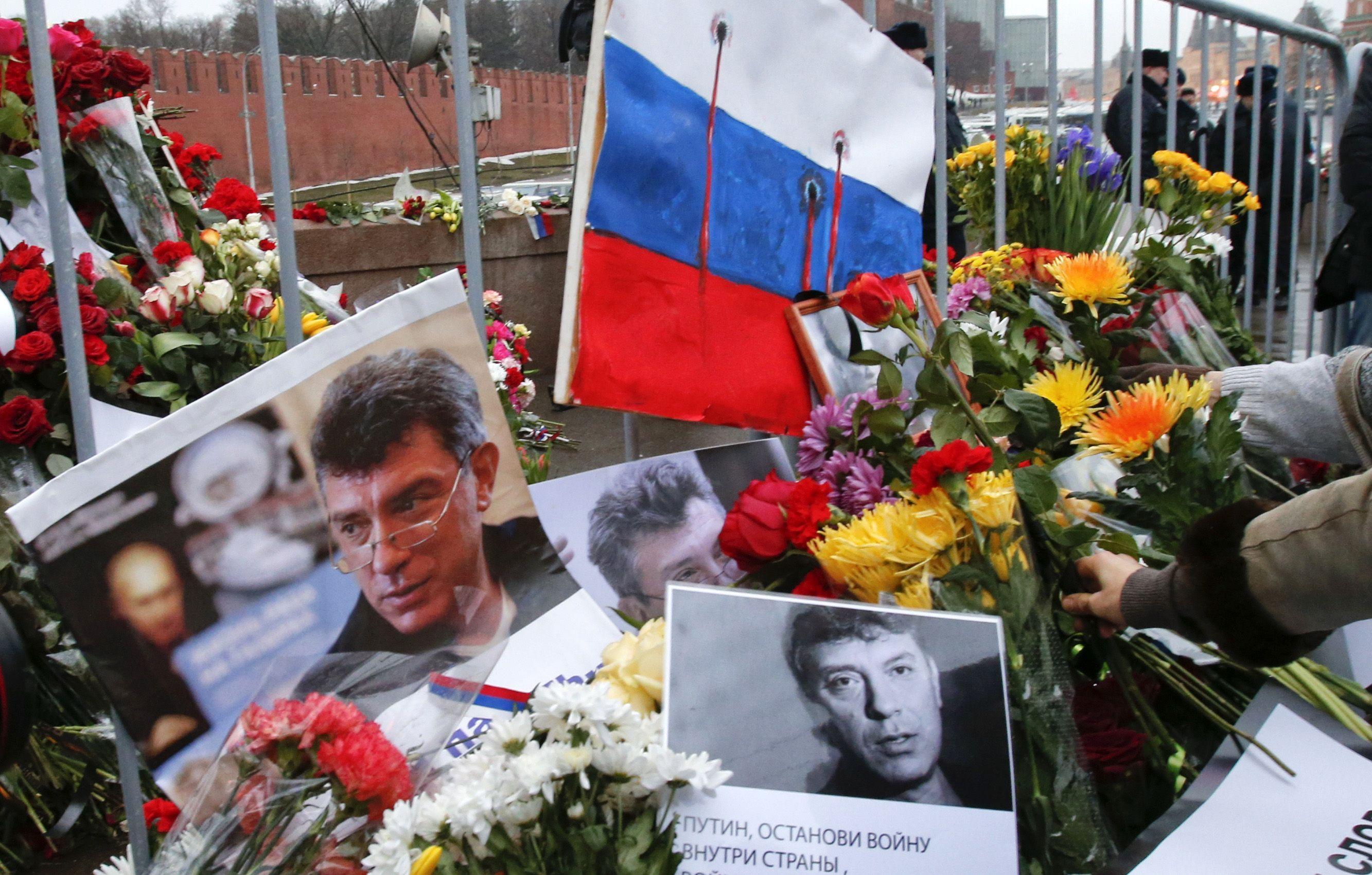 Задержаны еще два подозреваемых в убийстве Немцова