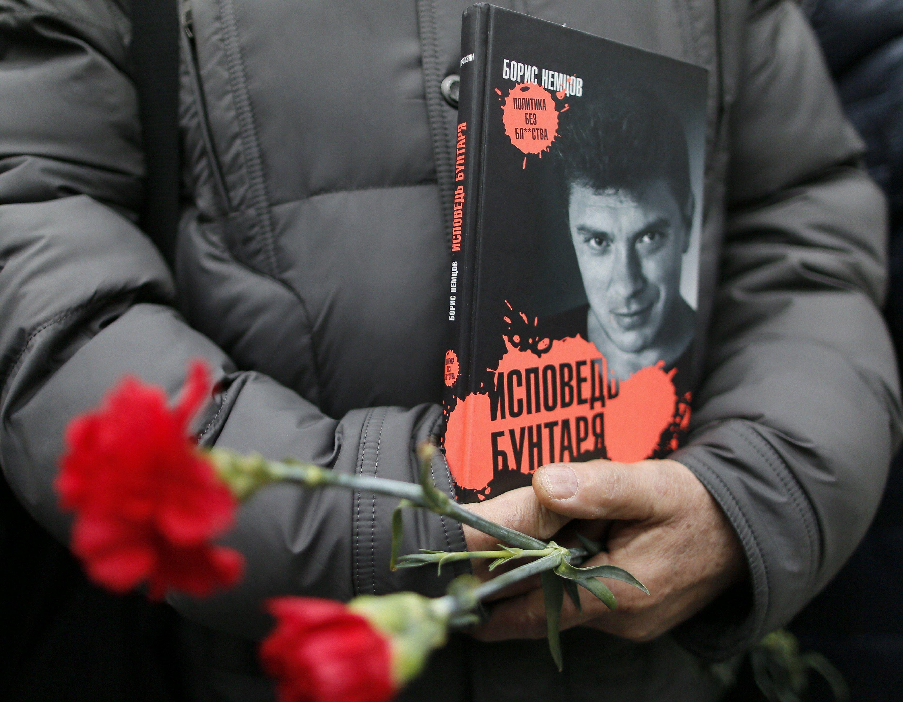 Опубликовано расследование подготовки убийства Немцова
