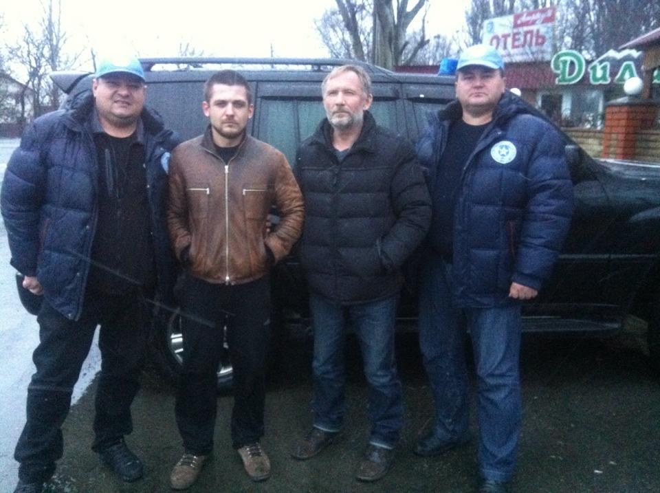 Из плена боевиков освобождены еще два украинца
