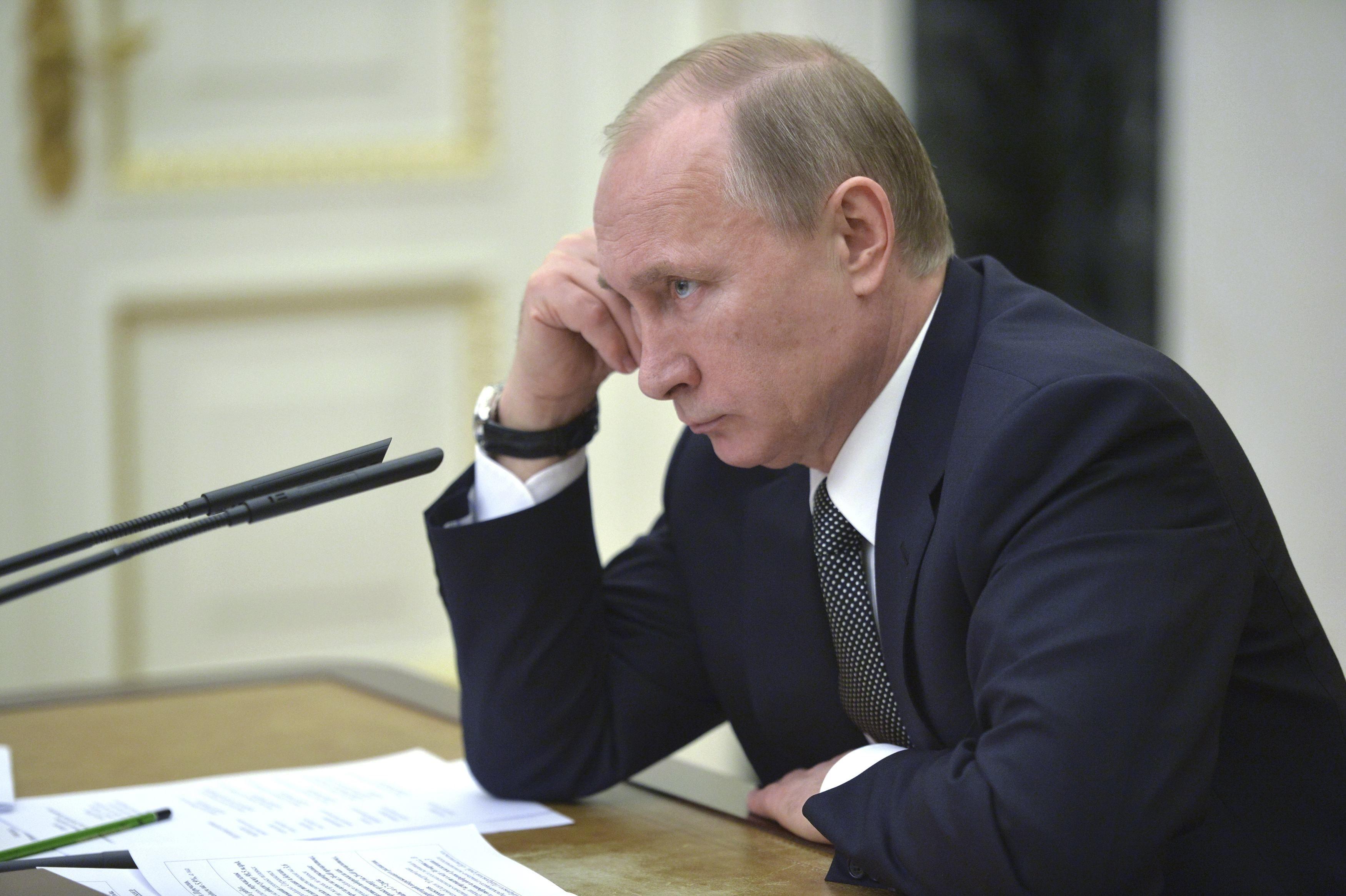 Путин рискует повторить судьбу Хрущева