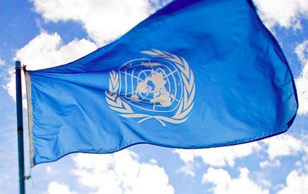 Флаг ООН, иллюстрация