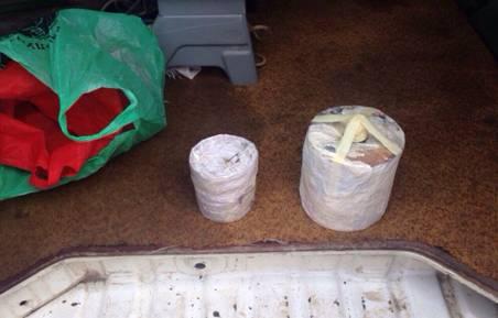 СБУ задержала подозреваемых в совершении теракта