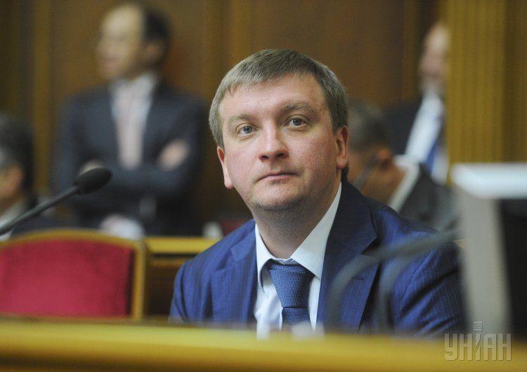 Петренко рассказал об обысках в Минюсте