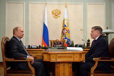 В Кремле показали фото Путина