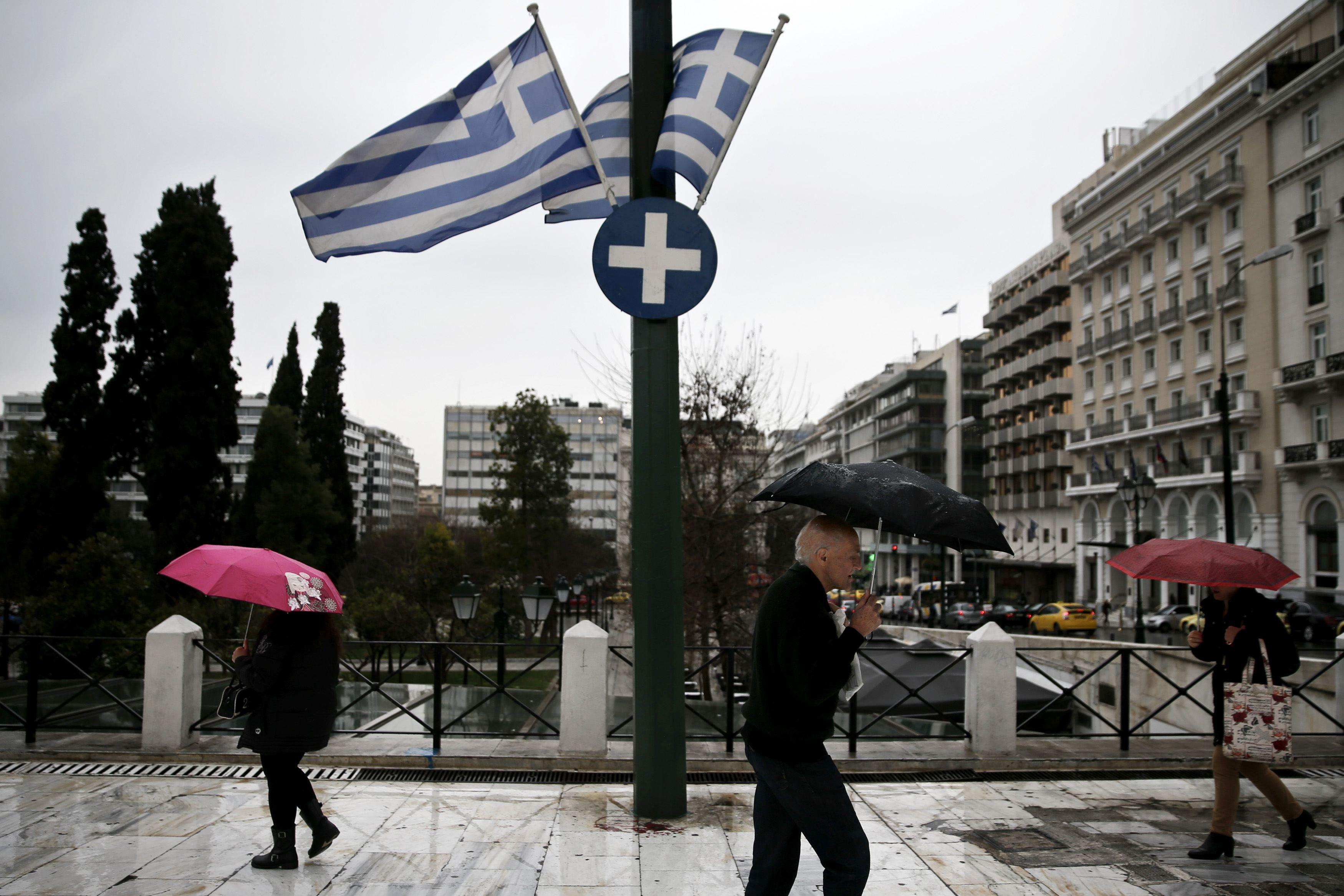Греция отказалась принять финансовую помощь России