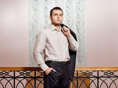 Сын Виталия Яремы Валерий