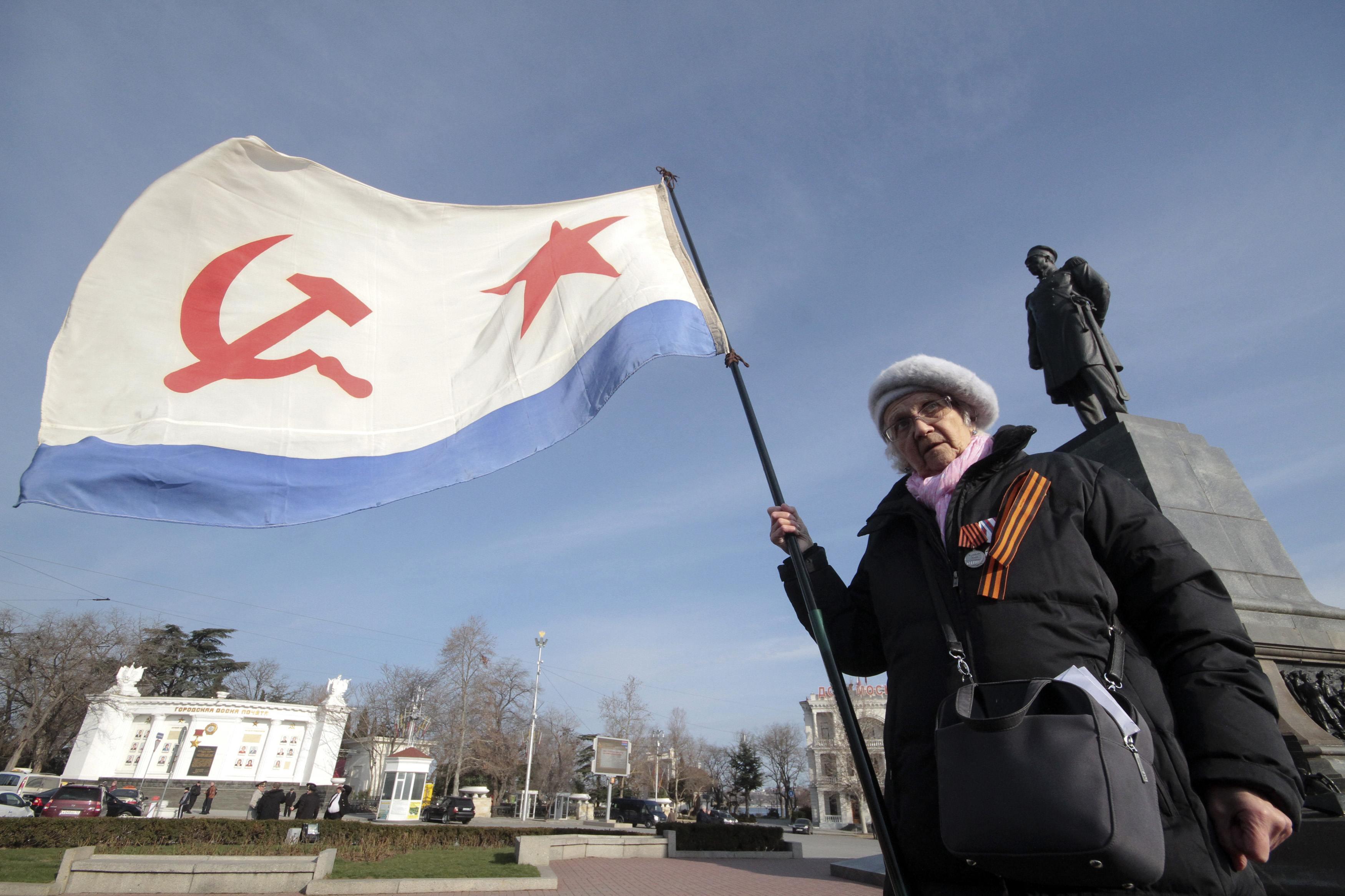 В Крым вернулся сталинский режим