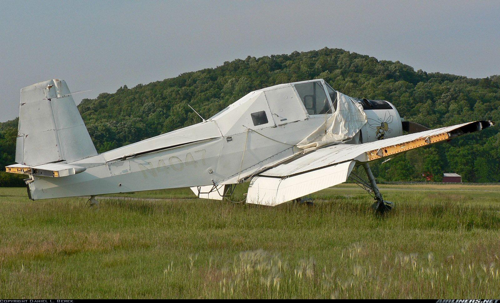 Самолет Z-37, иллюстрация