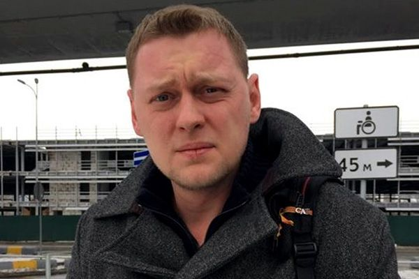 Леонид Муравьев - бывший сотрудник российского 5 канала.