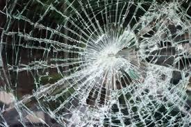 На Запорожье маршрутка врезалась в столб: 11 пострадавших