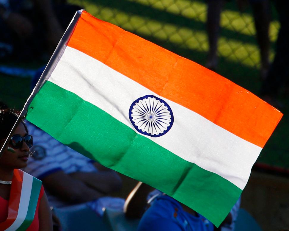 Флаг Индии, иллюстрация