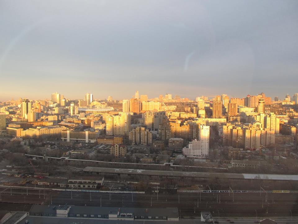 В Киеве в ближайшие трое суток будет жаркая погода