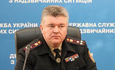 Задержанный экс-глава ГосЧС Сергей Бочковский