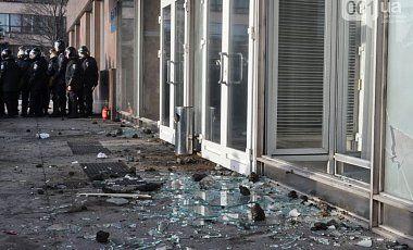 СБУ задержала подозреваемых в организации взрыва в Запорожье