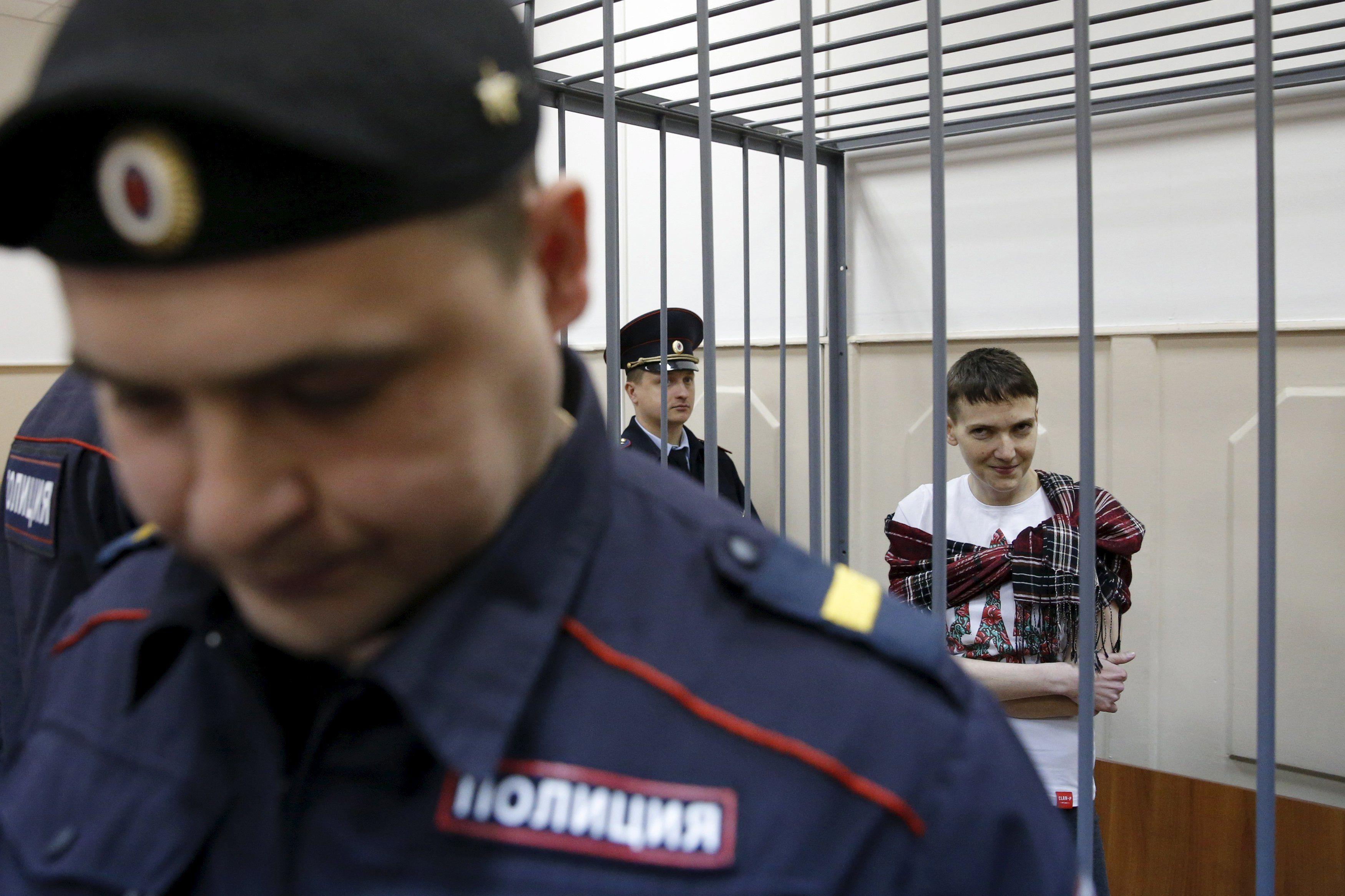 Суд в Москве отклонил очередную жалобу адвокатов Сачвченко
