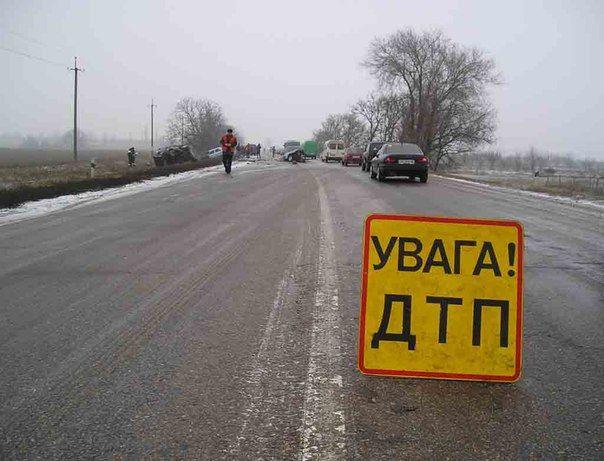 Журналисты узнали, что на Киевщине опрокинулось авто, в котором катались дети