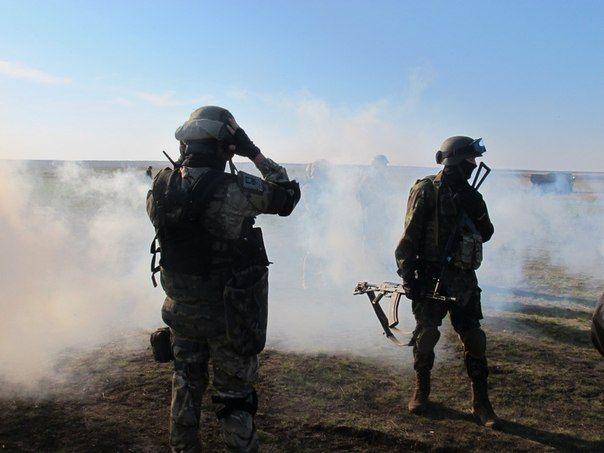Силы АТО готовы отразить атаку под Мариуполем