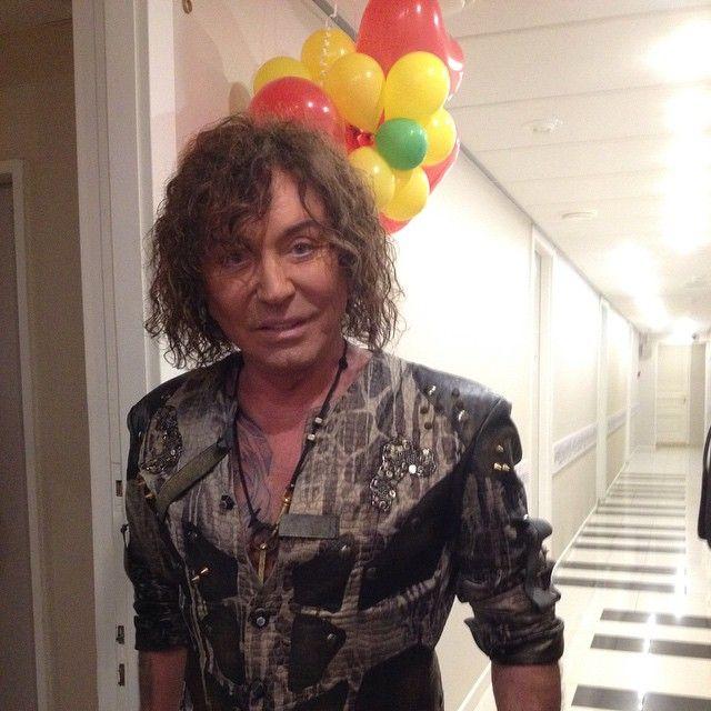 Валерий Леонтьев к своим шоу готовится очень тщательно.