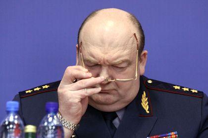 Александр Реймер на посту главы ФСИН, 2010 год