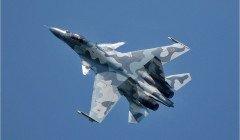 Российский истребитель перехватил украинский самолет в Черном море