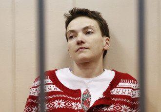 В Москве суд отказался отпустить Савченко