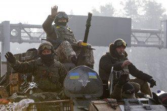 Киборги из 95-й бригады