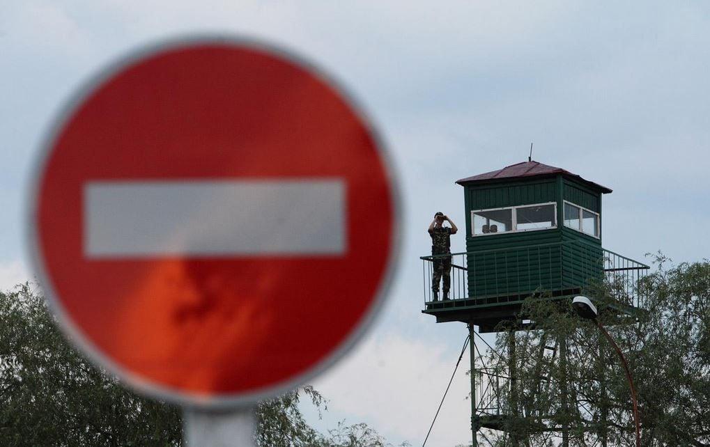 На Луганщине пограничники задержали двух россиян