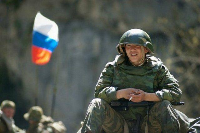 Солдат, Россия