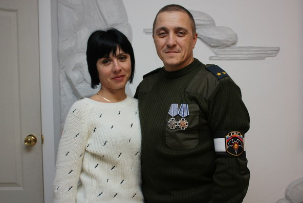 Ирина и Александр Бедновы