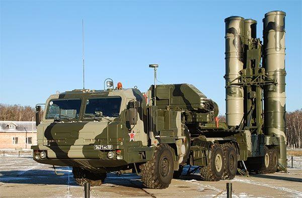 Зенитно ракетный комплекс С-400, иллюстрация