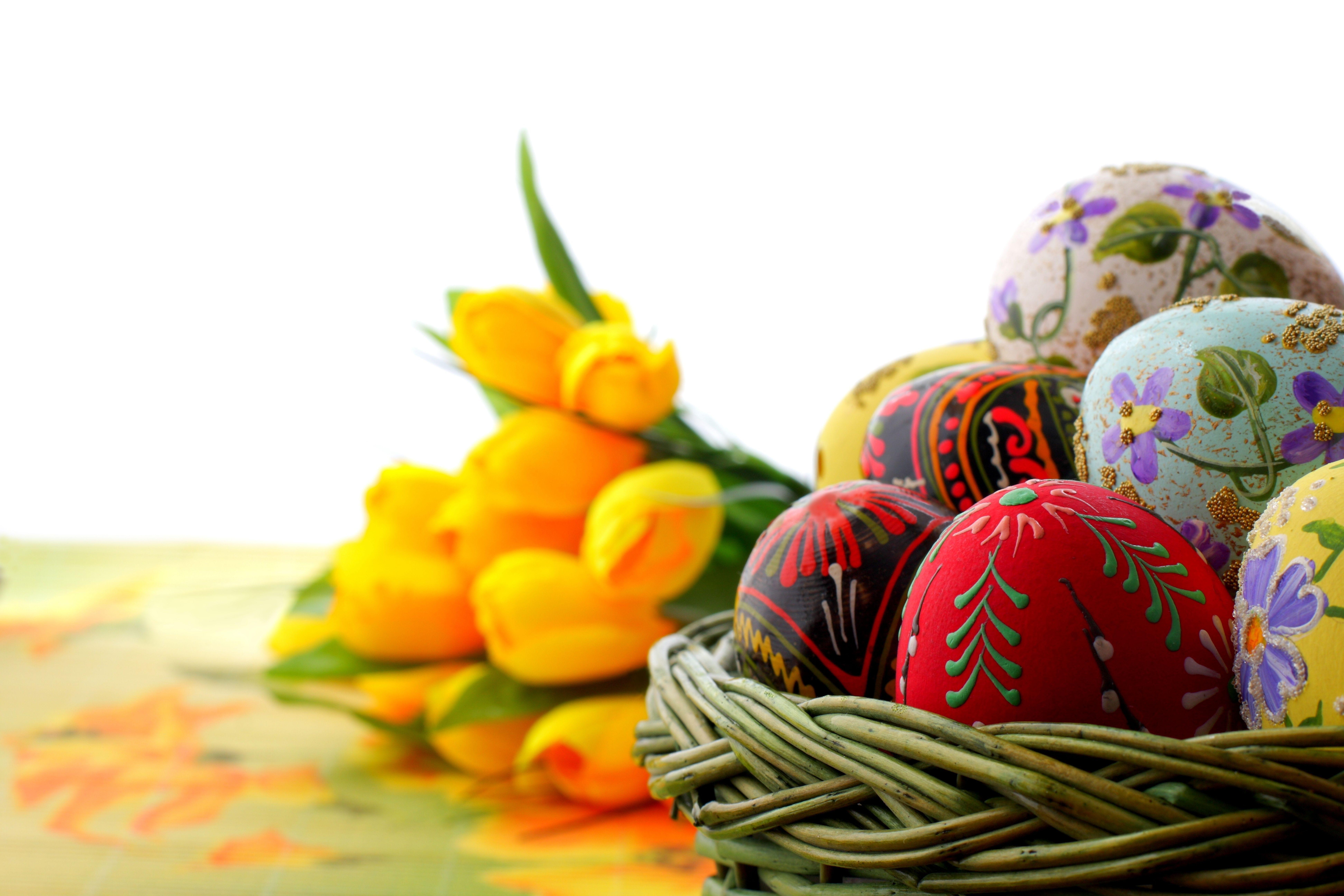 13 квітня свято Страсний тиждень – коли пекти паски і фарбувати яйця
