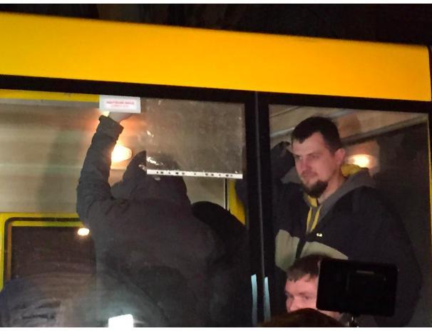 Известны имена украинских заложников, освобожденных в Донецке