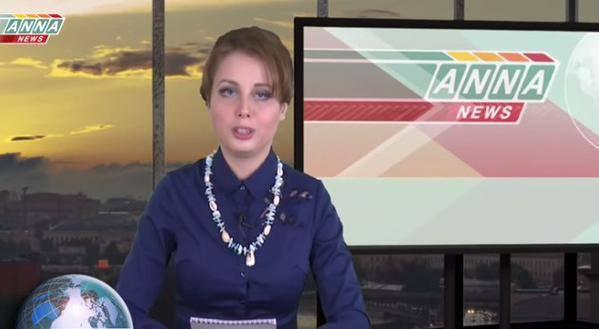 Ведущая сепаратистского телеканала оказалась