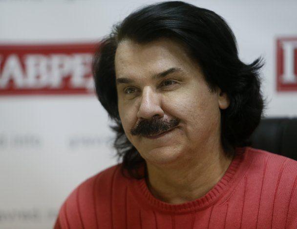 Зибров рассказал о недуге своей жены