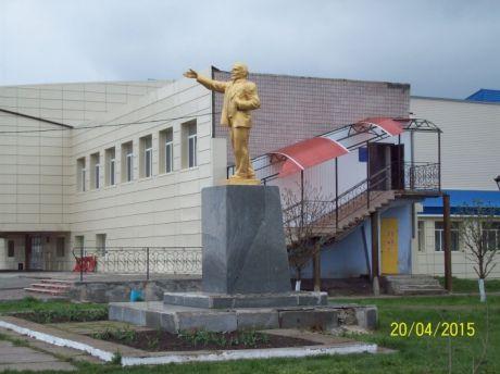 Восстановленный Ленин