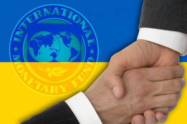 МВФ может приостановить финансовую помощь Украине