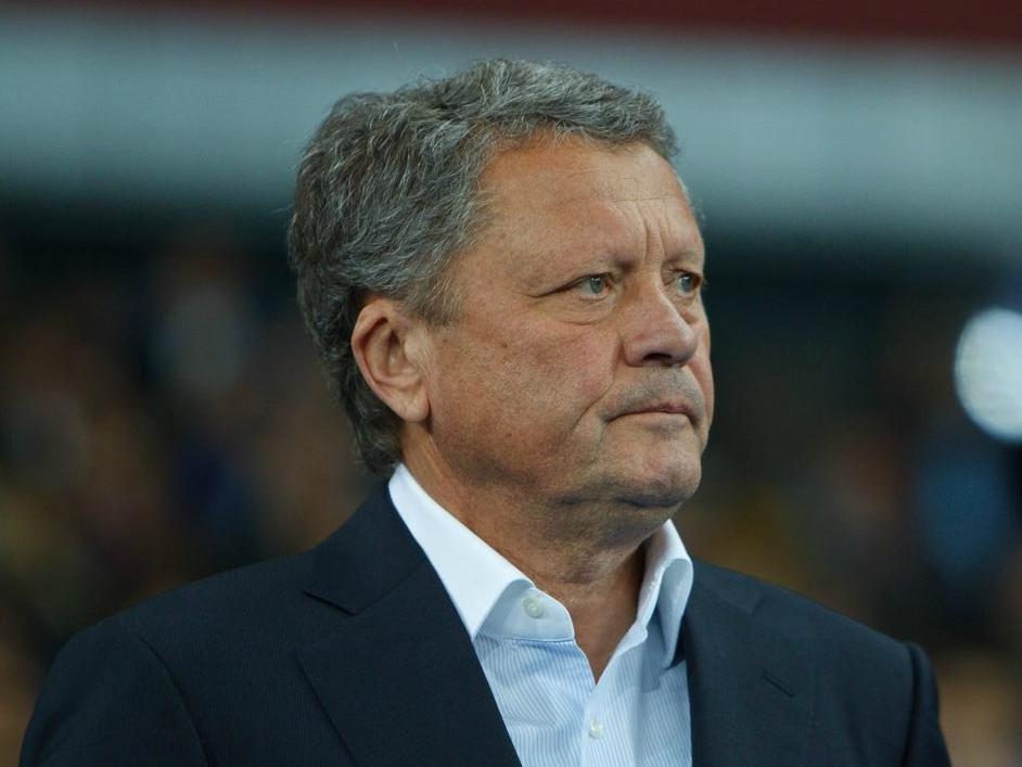 Маркевич является кандидатом на пост тренера сборной