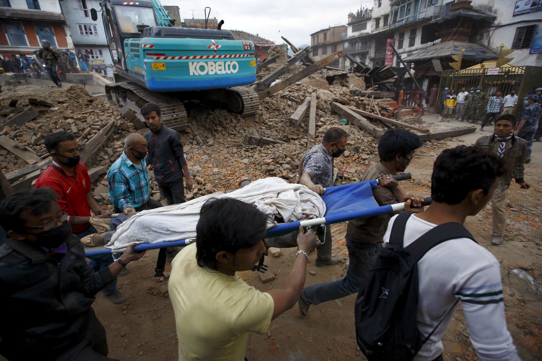 В Непале объявлено чрезвычайное положение