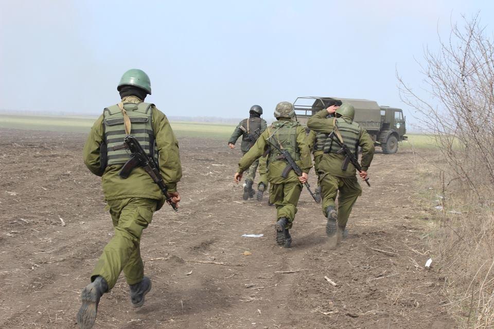 Сила АТО на Донбассе, иллюстрация