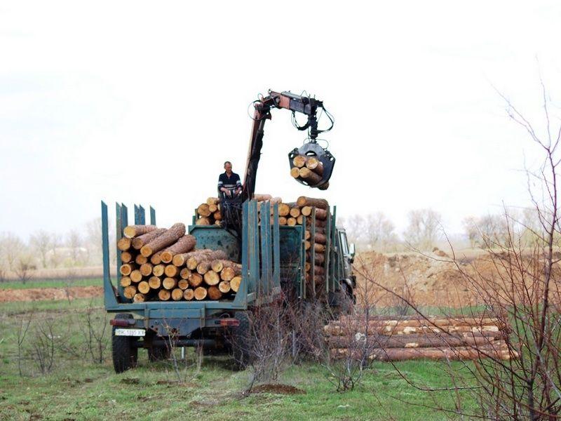 Строительство укреплений под Артемовском