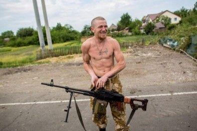 Уничтоженный в Донецке российский террорист