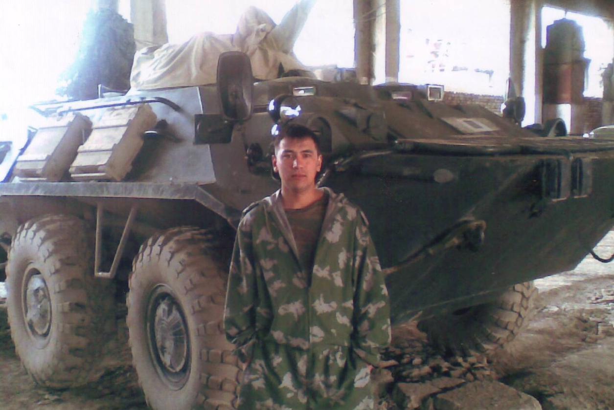 Тагир Дильмухаметов, 105-я ОБрМТО