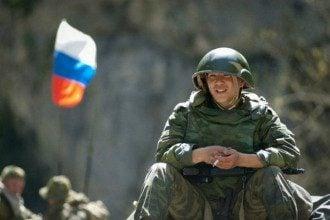 Солдат, Росія